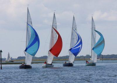 Solent Sunbeam Sailing