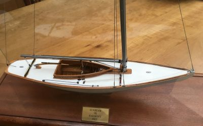 "A new scale model of Solent Sunbeam ""Harmony"""