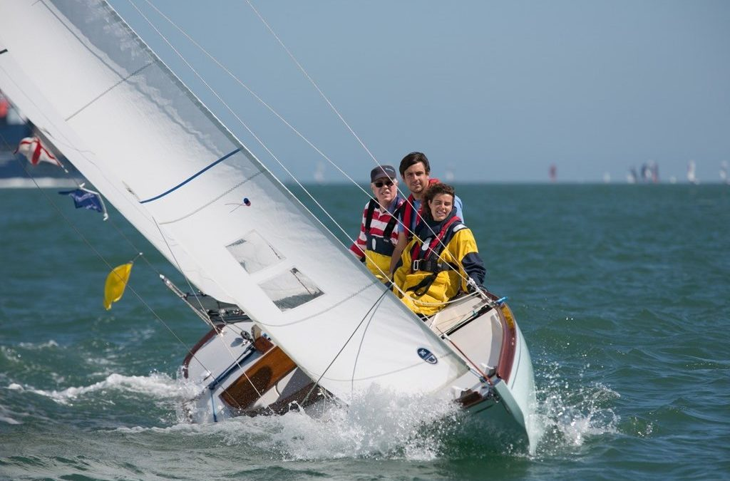 "A new ""Corinthian"" non-points series for training novice sailors"