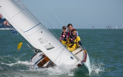 "A new ""Corinthian"" non-points series for training novice sailors"