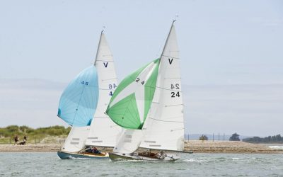 Chisholm Weekend at Itchenor Sailing Club on 5-6 May 2018