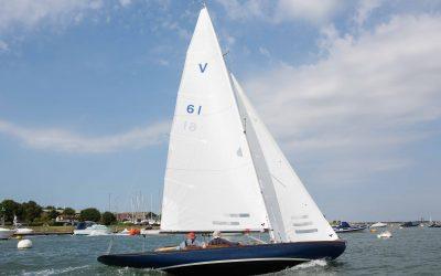 Peter Taylor – A life of sailing Sunbeams