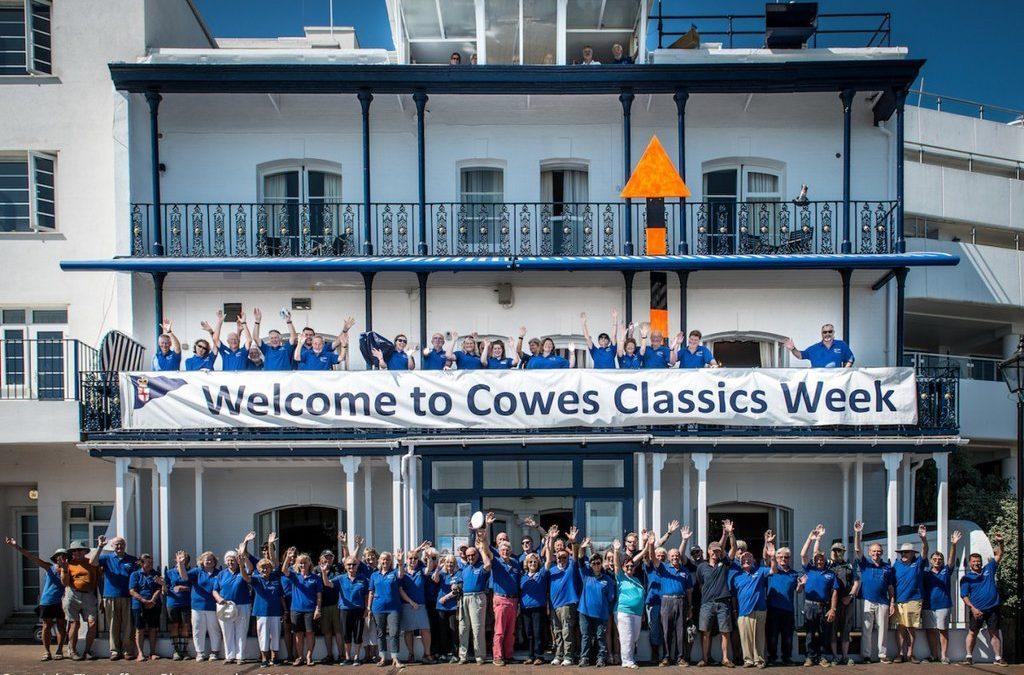 Cowes Classics Week report