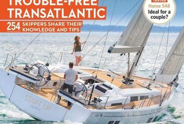 """Sunbeam in the Channel"" article – Yachting World June 2018"