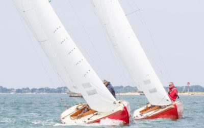 A busy season is planned for the Solent Sunbeam class in 2019