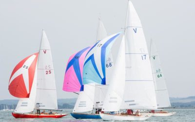The origins of the Solent Sunbeam May weekend event regattas – the Chisholm Weekend and the Chittagong Cup
