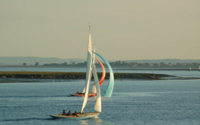 Chichester Harbour at its best – Solent Sunbeam Thursday Evening racing