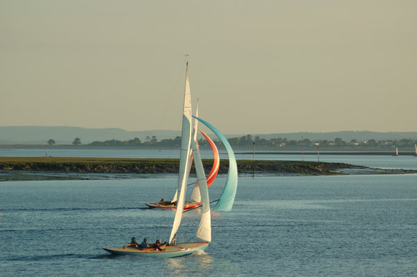 """Chichester Harbour at its best"" article in Harbour Life magazine"