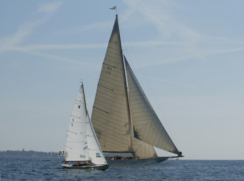 Solent Sunbeam heads to the South of France for the Classic Yacht Regattas