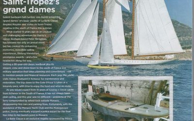 Classic Boat January 2020 issue