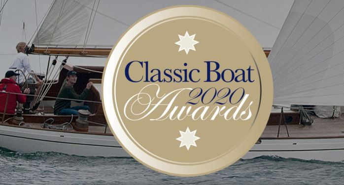 "Two Sunbeams shortlisted in the ""Classic Boat"" Awards – please vote for them!"