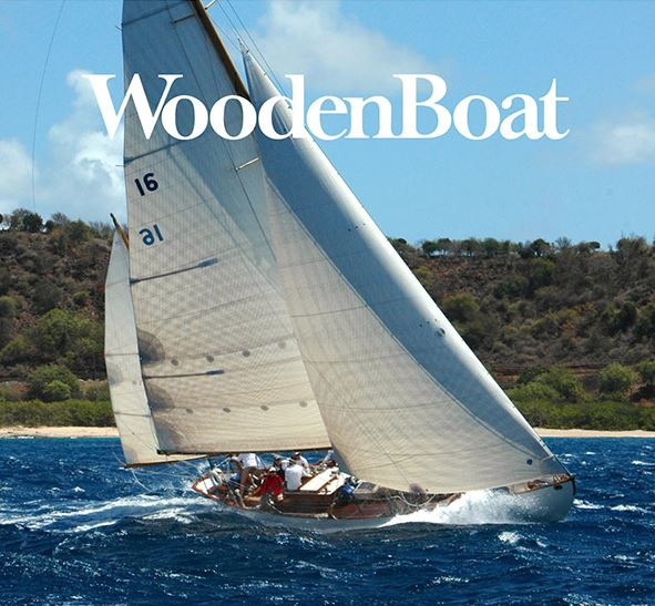"Sunbeams in ""Wooden Boat"" magazine"