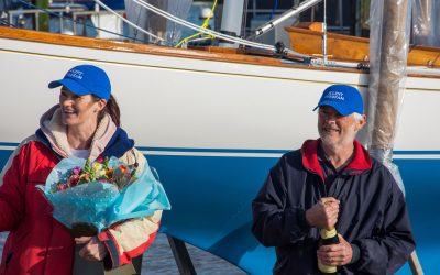 Launch of V72 – 'Serendipity'